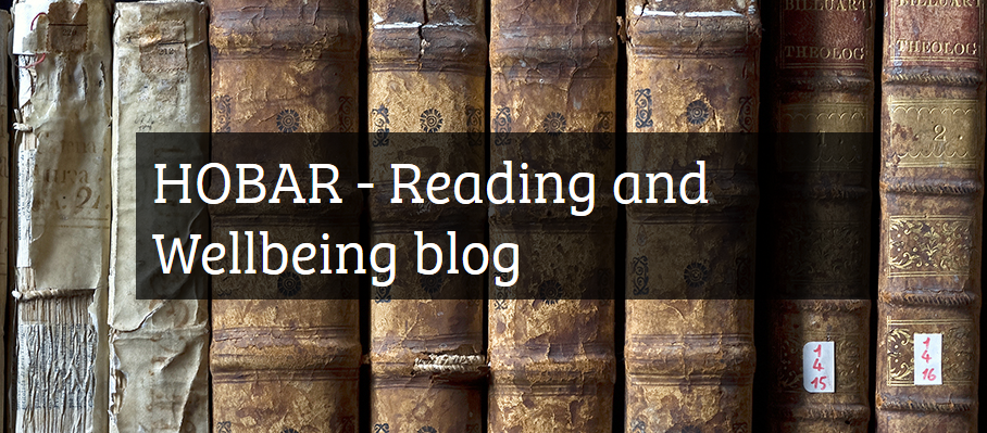 Reading during the Pandemic? 'Reading and Wellbeing' blog launched (5.05.2020)
