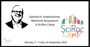 Gerhard K. Kraetzschmar Memorial Symposium and SciRoc Camp