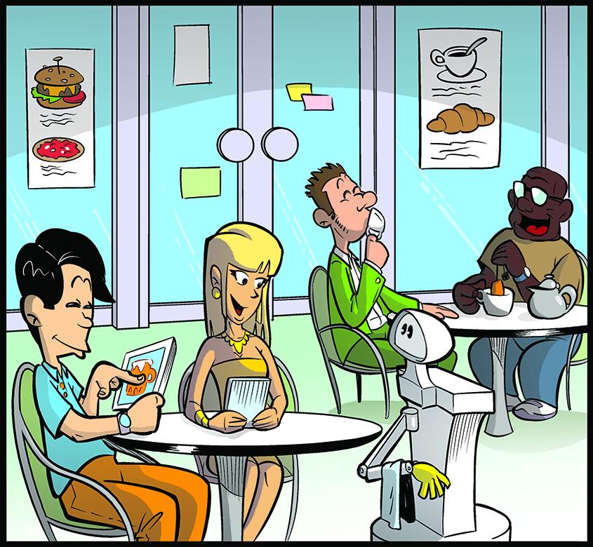 E01: Coffee Shop
