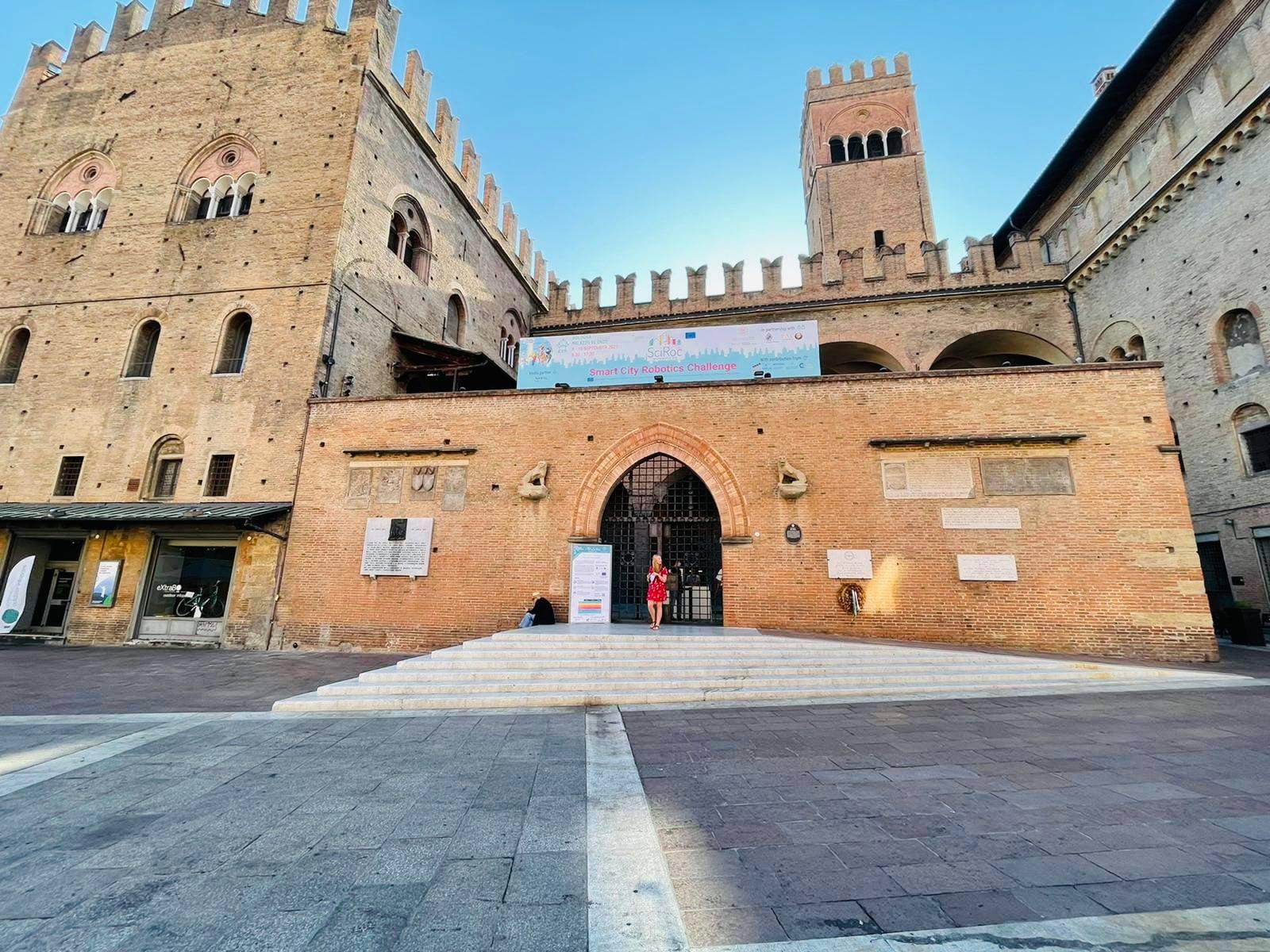 Palazzo Re Enzo - SciRoc Venue, Bologna 2021